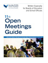 Open Meetings Act - 11th Edition