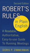 Robert's Rules In Plain English