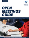 Open Meeting's Guide - 13th Edition